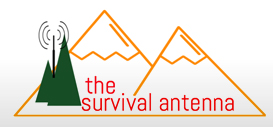 The Survival Antenna - Portable Ham Radio Antenna